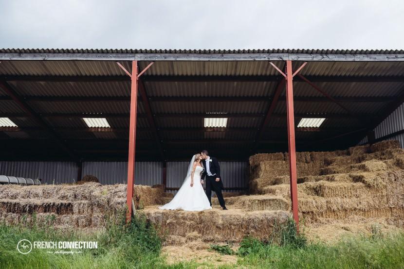 hay barn at packington