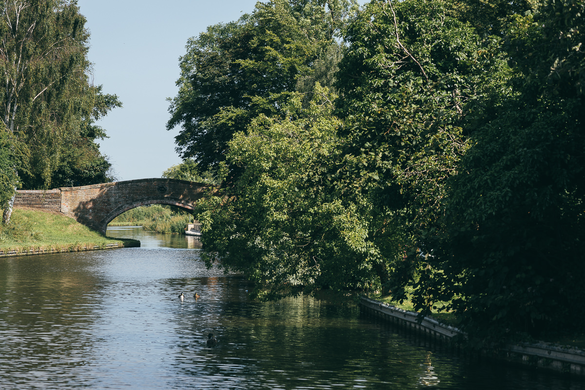 staffordshire canal