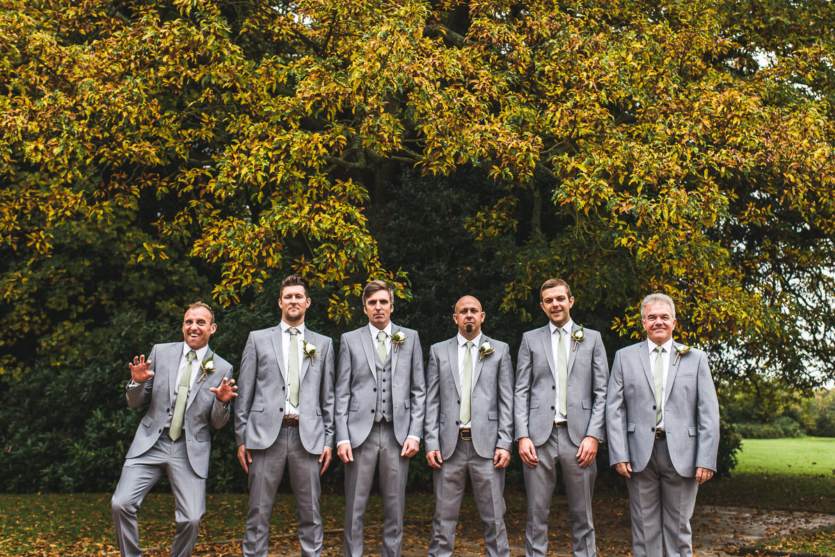 grooms men funny photo
