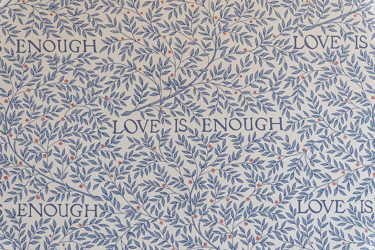 love is enough canvas